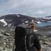 Mellomvasshytta i Nordfjella