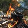 Finnskogen - siste post av Christern